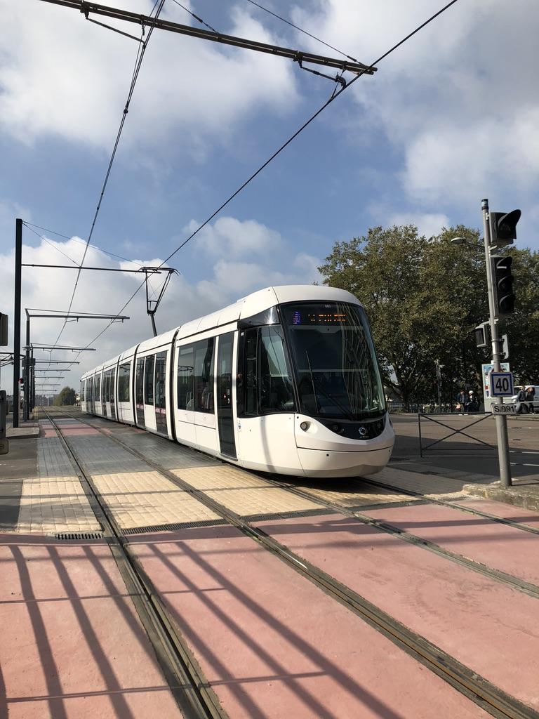 Rénovation Tramway de Rouen