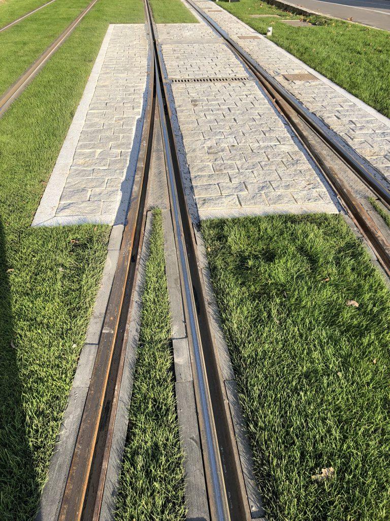 SEMITAN de stabilisation de rails