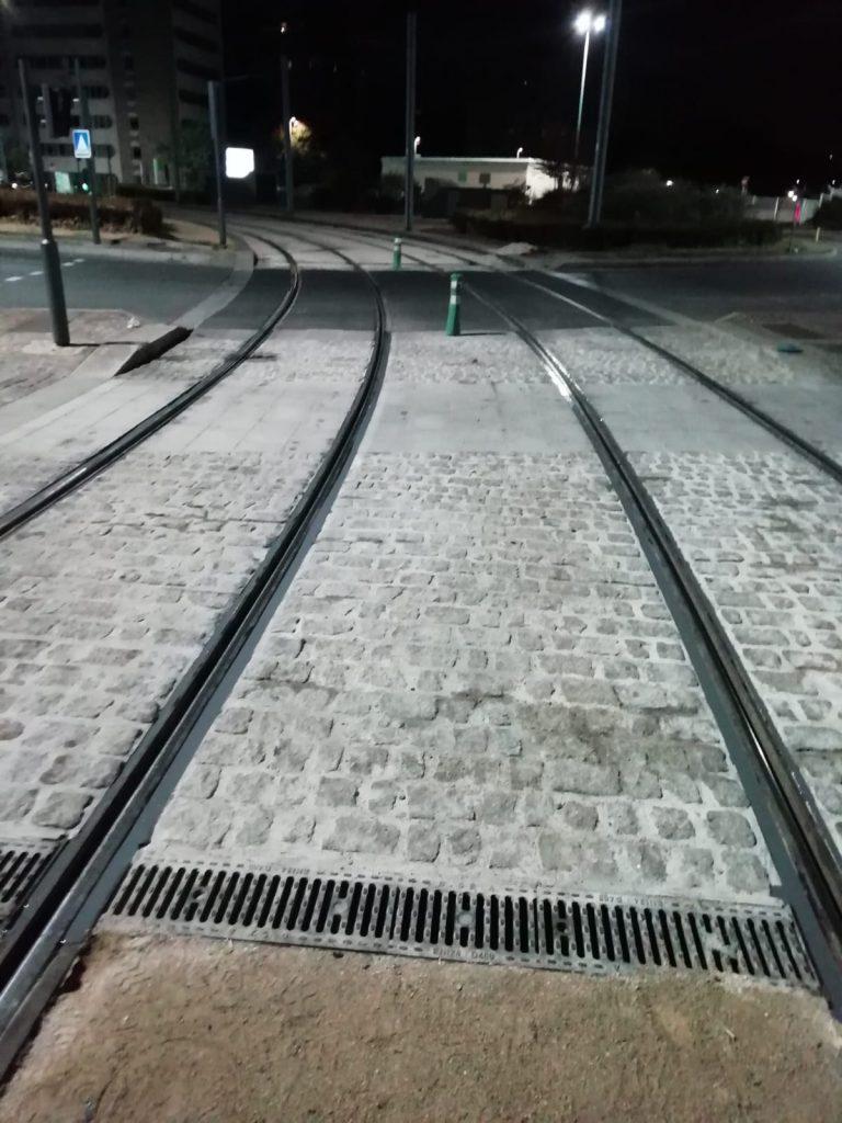 RATP RR T1 station jean Rostand